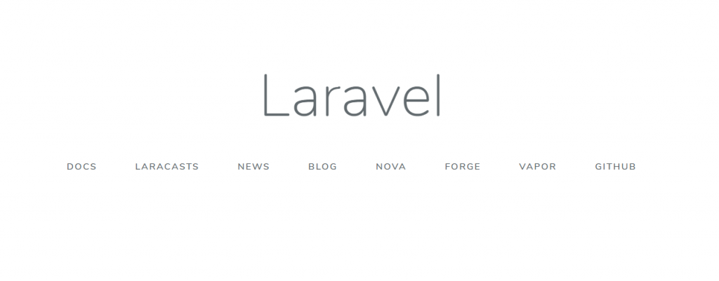 L'installation de Laravel via composer s'est déroulée sans problème