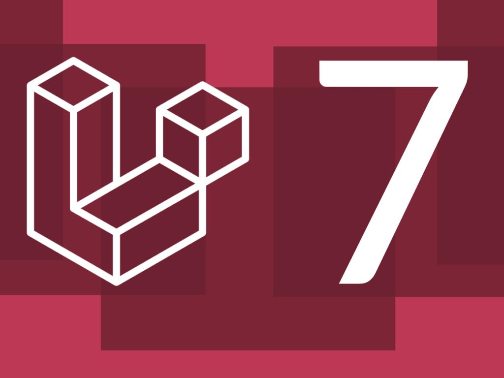 Apprendre le développement web avec laravel 7