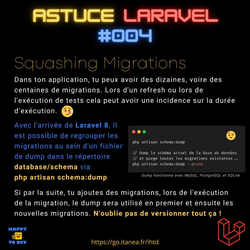 Astuces Laravel