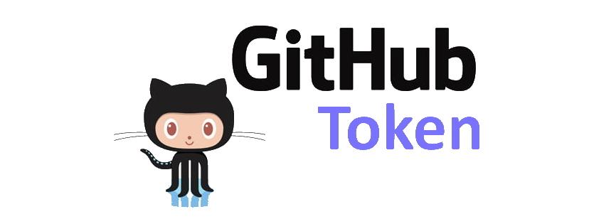 Github Token obligatoire
